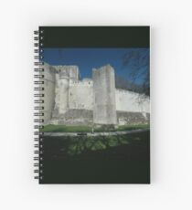 Medieval City, Loches, France, Europe 2012 Spiral Notebook
