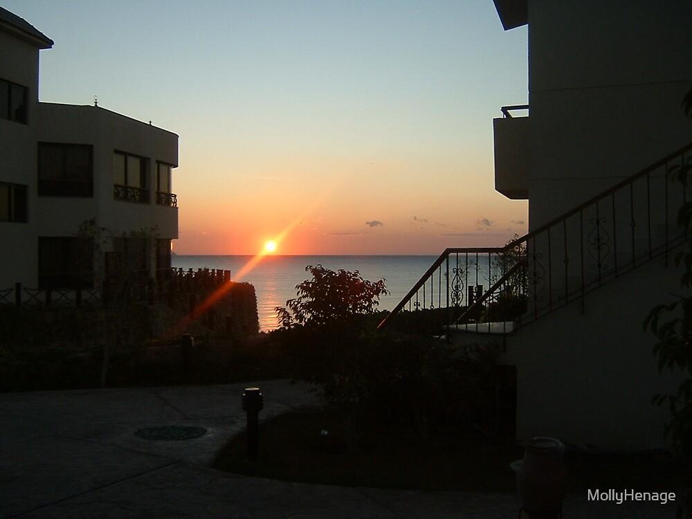 sunrise in Egypt by MollyHenage
