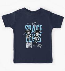 Space Elves! Kids Tee
