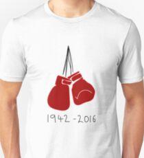 Muhammad Ali Tribute: 1942 - 2016 Unisex T-Shirt
