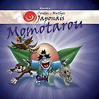 Contes et Mythes Japonais - Momotarou by Aonaka