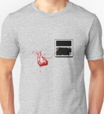 Broken Heart Theory (After Banksy) T-Shirt
