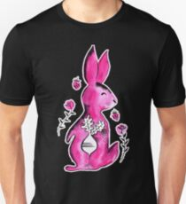 R is for Rabbit Unisex T-Shirt