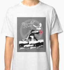 Peaceful War Classic T-Shirt