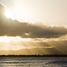 Sunset over the bay by ShaneMartin