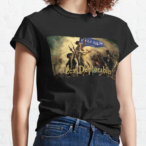 Les Deplorables For Trump Classic T-Shirt
