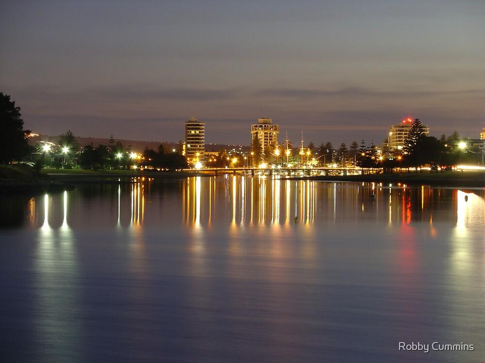 """The Pat"" _ Patawalonga River Glenelg South Australia by Robby Cummins"