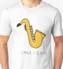 Gerry Rafferty Tribute: 1947 - 2011 Unisex T-Shirt