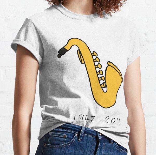 Gerry Rafferty Tribute: 1947 - 2011 Classic T-Shirt