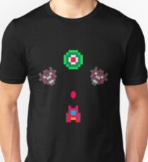 Retro Pixi Space Invaders Unisex T-Shirt