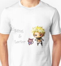 FairyTail Sting & Lector T-Shirt