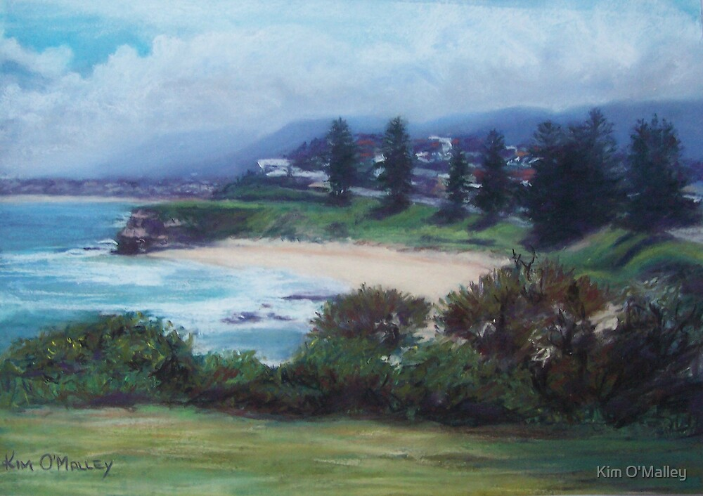 Little Austi (View from Headlands) by Kim O'Malley