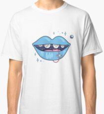 Fresh alien smile Classic T-Shirt