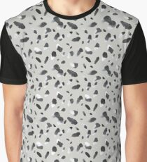 Watercolor abstract pattern Graphic T-Shirt