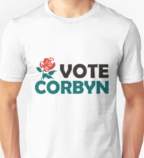 Vote Corbyn Unisex T-Shirt
