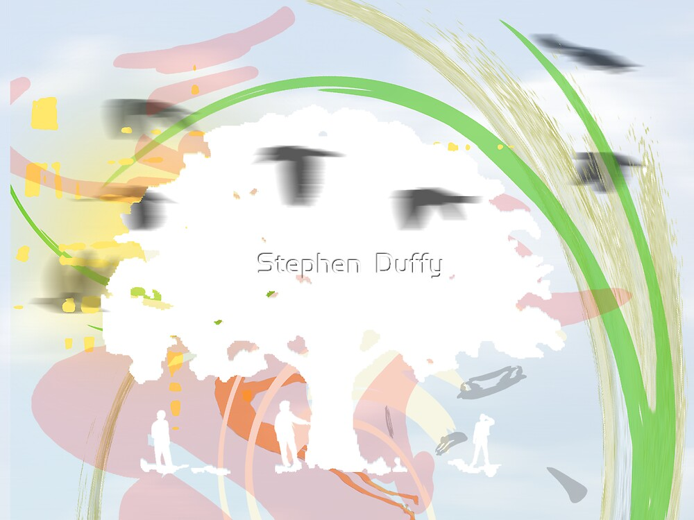 Nature by Stephen  Duffy