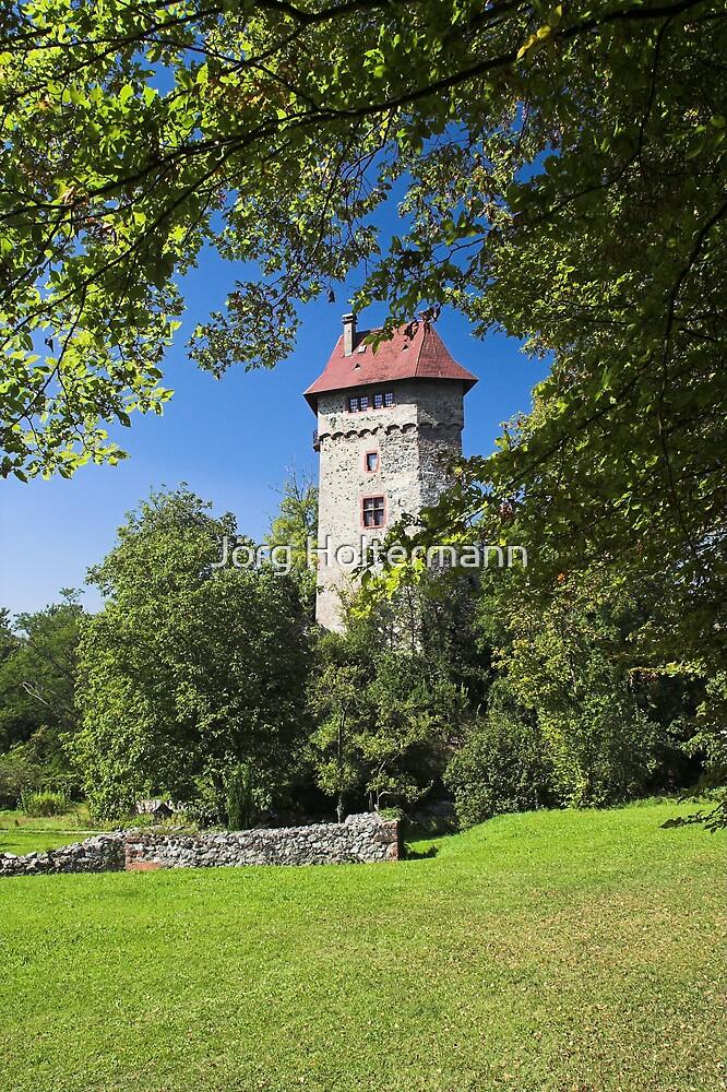 Burg Sponeck by Jörg Holtermann
