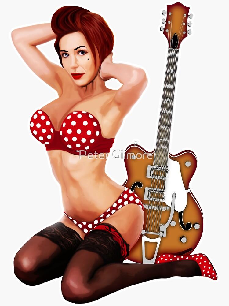 Rockin Redhead by SquareDog