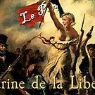 Le Pen: Marine de la Liberté! by ayemagine