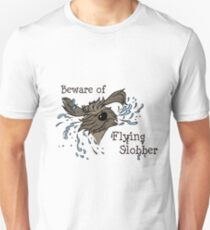 Beware of flying slobber T-Shirt