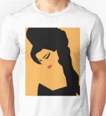 Amy- Back to Black  Unisex T-Shirt