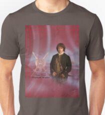 Jamie Fraser-Highland Warrior  Unisex T-Shirt