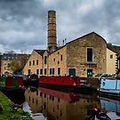 Crossley Mill by Colin Metcalf