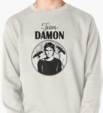 Team Damon.  Pullover
