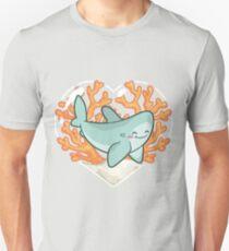 BYTE the Great White Shark Unisex T-Shirt