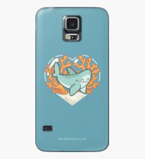 BYTE the Great White Shark Case/Skin for Samsung Galaxy