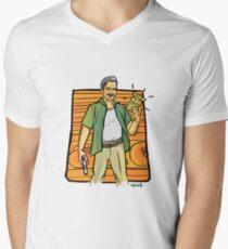 Treasure Hunter Men's V-Neck T-Shirt