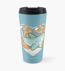 BYTE the Great White Shark Travel Mug