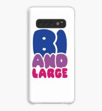 BI AND LARGE Case/Skin for Samsung Galaxy