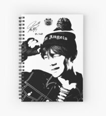BTS SUGA 02 Spiral Notebook