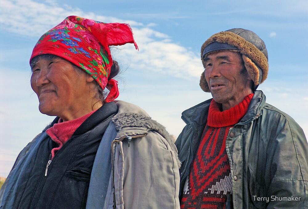 Chukchi Hospitality by Terry Shumaker