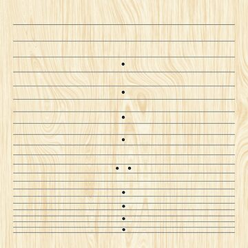 Light wood guitar neck pattern by idrewthis