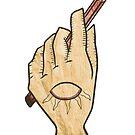 « Association Les yeux Fermés - logo (version colorée) » par mllethorgard