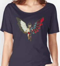 Hero Person Women's Relaxed Fit T-Shirt