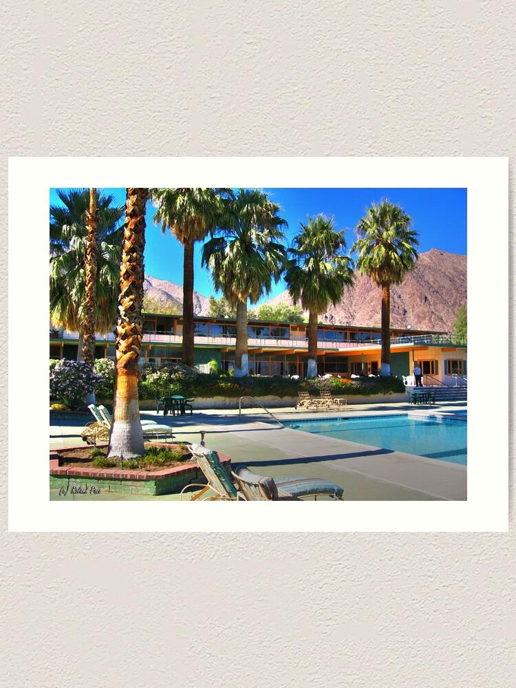 Alternate view of Borrego Springs Art Print