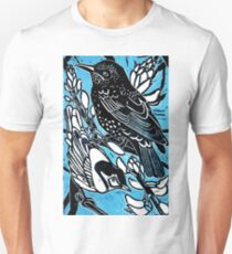 contrasty birds Unisex T-Shirt