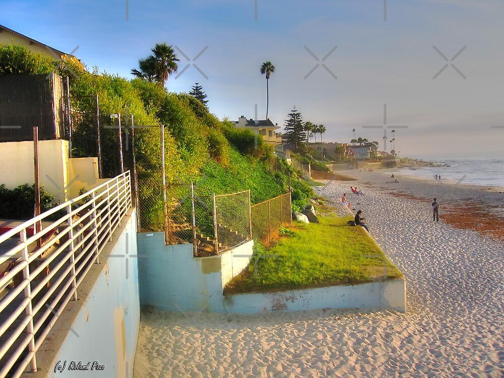 La Jolla Beach Afternoon by photorolandi