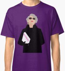 Camiseta clásica Miranda Priestly- The Devil Wears Prada