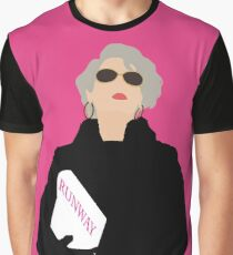 Miranda Priestly- The Devil Wears Prada Graphic T-Shirt