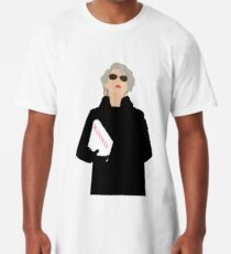 Camiseta larga Miranda Priestly- The Devil Wears Prada
