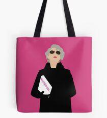 Miranda Priestly- The Devil Wears Prada Tote Bag
