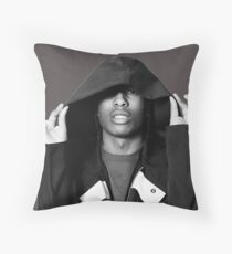 asap Throw Pillow