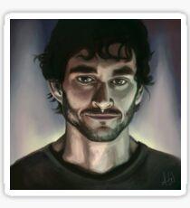 Will Graham Portrait Sticker