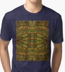 Avocado Sliced and Spiced Tri-blend T-Shirt