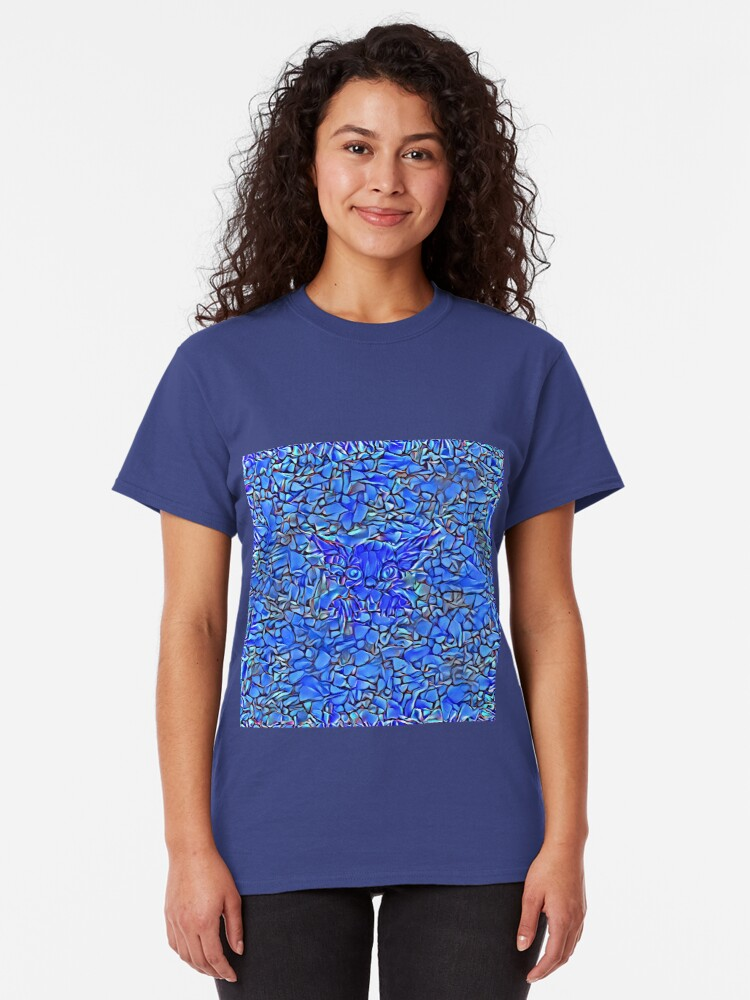 Alternate view of Blue stones Classic T-Shirt