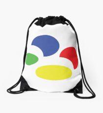 SNES LOGO Drawstring Bag